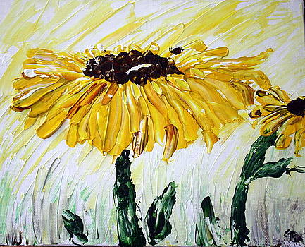 Sunflower by Gaynell Parker