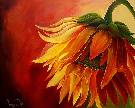 Sunflower by Georgia Pistolis
