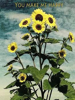 Dee Flouton - Sunflower Happiness