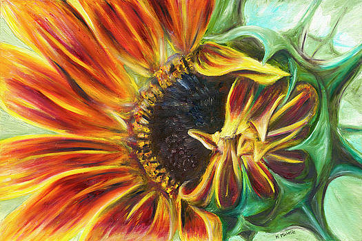 Sunflower by Holly Michelle Hargus