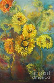 Sunflower Jam by Marlene Book