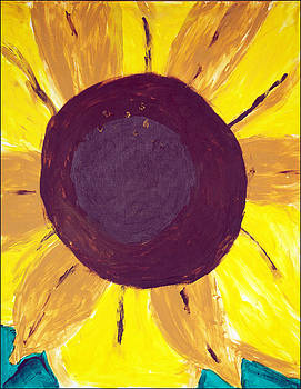 Sunflower by Jennifer Bentrim
