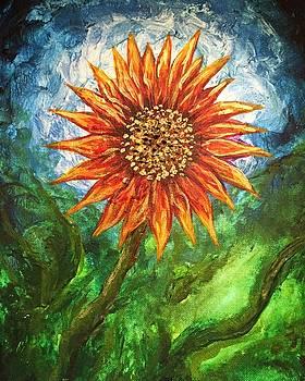 Sunflower Joy by Michelle Pier