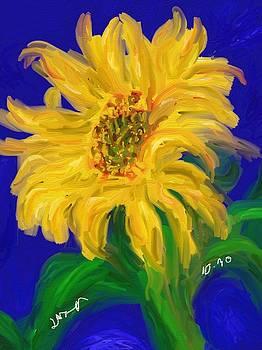 Sunflower by Lazar Caran