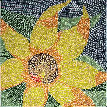Sunflower by Libby  Cagle