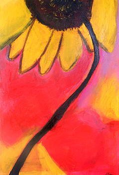 Sunflower Love by Patricia Byron