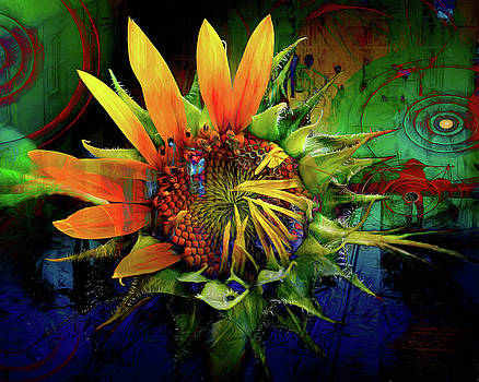 Sunflower Magic by Rebecah Thompson