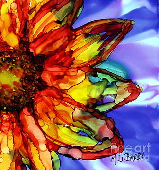 Sunflower by Maria Barry