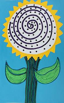 Sunflower by Matthew Brzostoski