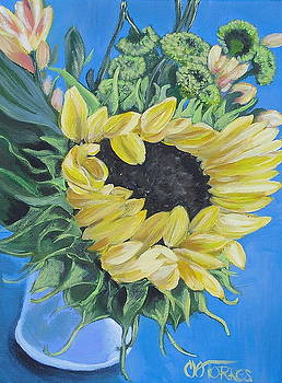 Sunflower by Melissa Torres