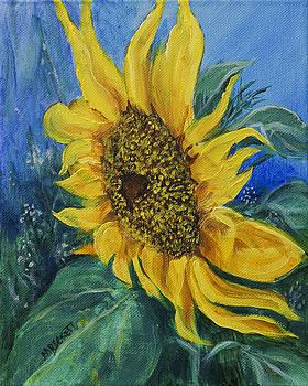 Sunflower by Michael Beckett