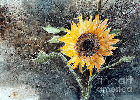 Sunflower by Monte Toon