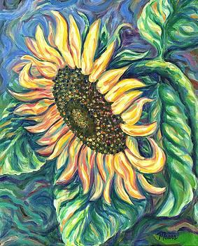 Linda Mears - Sunflower One