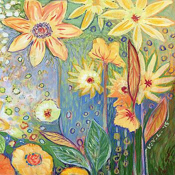 Sunflower Tropics Part 3 by Jennifer Lommers