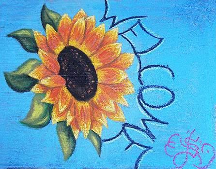 Scarlett Royal - Sunflower Welcome