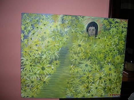 Sunflower by Zeenath Diyanidh
