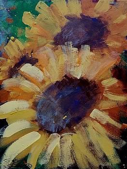 SunflowerB by Terri Einer