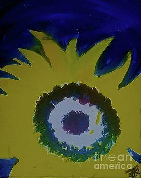 Sunflowered by Tony B Conscious