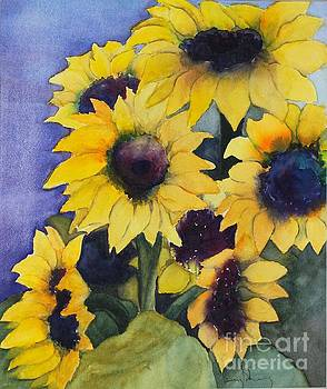 Sunflowers 17 by Penny Stroening