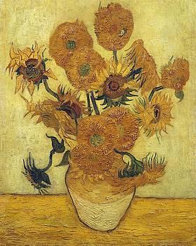 Sunflowers 2 by Artistic Panda