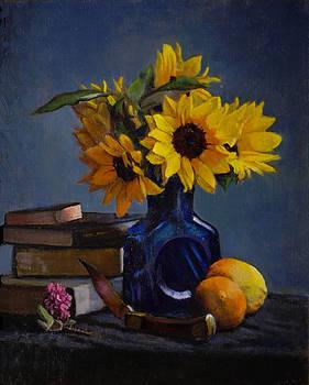 Sunflowers by Alan Cayton