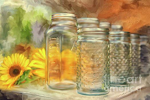 Lois Bryan - Sunflowers And Jars