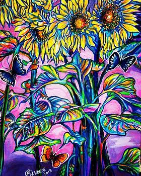 Sunflowers by Arturo Cisneros