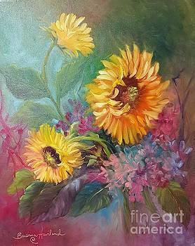 Sunflowers by Barbara Haviland