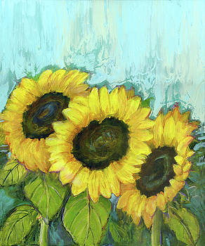 Sunflowers by Blenda Studio