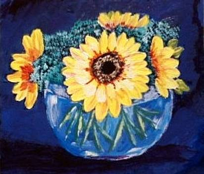 Sunflowers by Connie Morrison