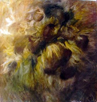 Sunflowers by Elisabeth Nussy Denzler von Botha