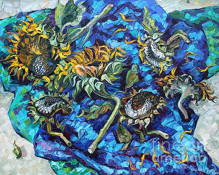 Sunflowers by Elizabeth Elkin