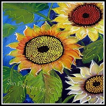 SunFlowers for IC#2 by Kathy Othon