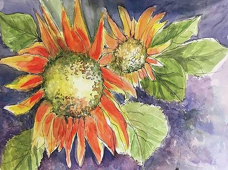 Sunflowers For You by Donna Eaton