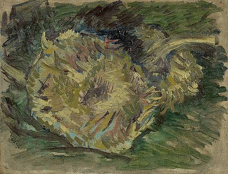 Sunflowers Gone to Seed Paris, August - September 1887 Vincent van Gogh 1853  1890 by Artistic Panda