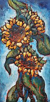 Sunflowers by Sara Zimmerman