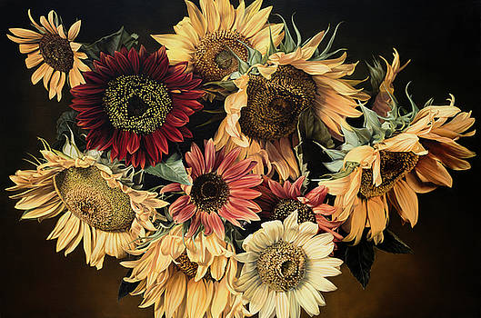Sunflowers by Thomas Darnell