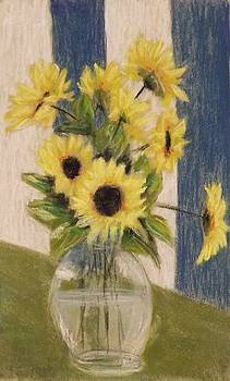 Sunflowers by Tricia Mcdonald