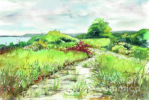 Sunken Meadow, September by Susan Herbst