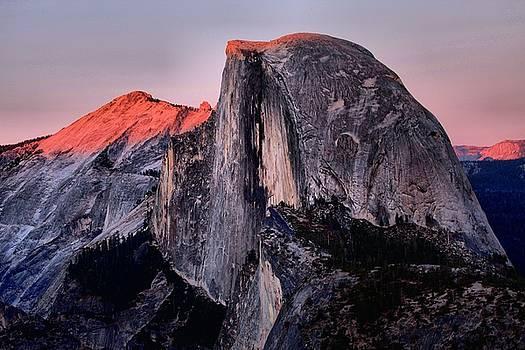 Adam Jewell - Sunkiss On Half Dome
