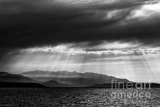Sunlight In A Storm by Christos Koudellaris