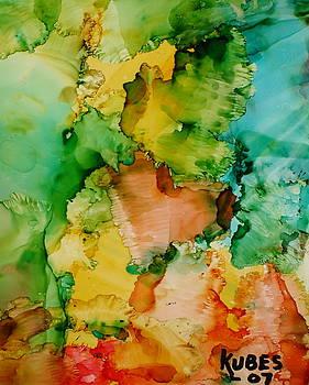 Sunlit Reef by Susan Kubes