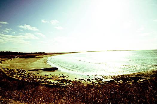 Sunny Beach by Susan Schumann