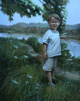 Sunny Boy by William Albanese Sr