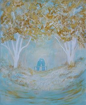 Sunny Kisses by Leslie Allen