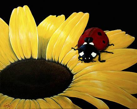 Sunny Ladybug Lunch by Deborah Collier