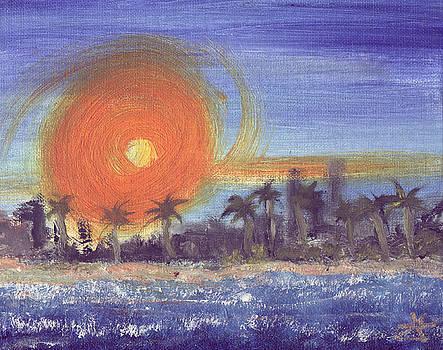 Jorge Delara - Sunny  Palms