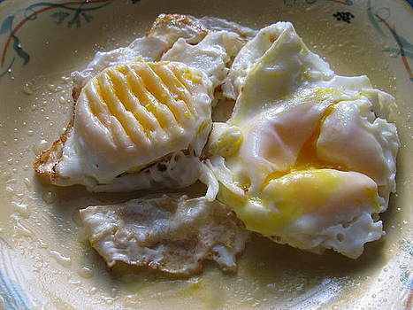 Sunny Side Up by Lindie Racz