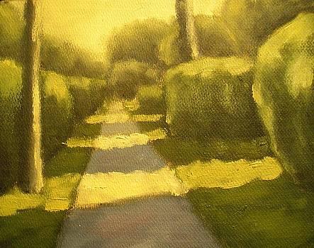 Sunny Sidewalk by Jaylynn Johnson