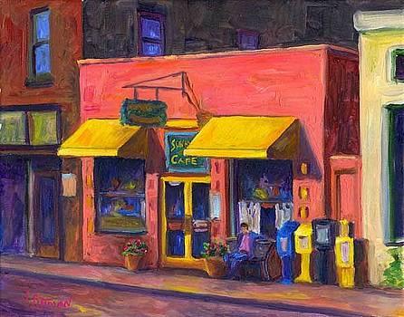 Sunnyside Cafe by Jeff Pittman